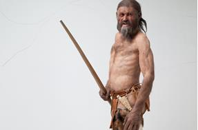 Ötzi – the ice mummy