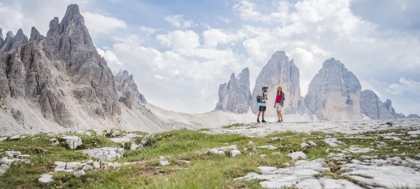 Willkommen in Innichen – Urlaub in der Dolomitenregion Drei ...