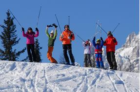 The top reasons for skiing holidays in Dobbiaco