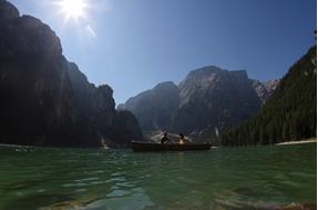 Lago di Braies/Pragser Wildsee Lake