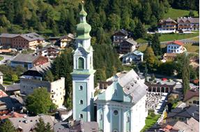 Baroque Parish Church of Dobbiaco