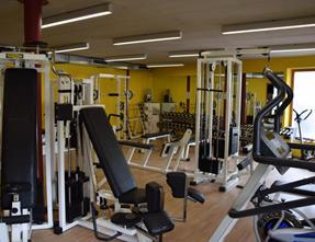 fitnessstudio in Toblach