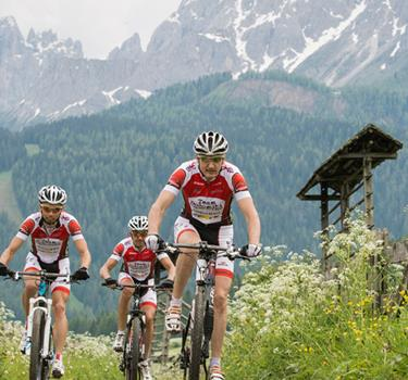 Cycling South Tyrol