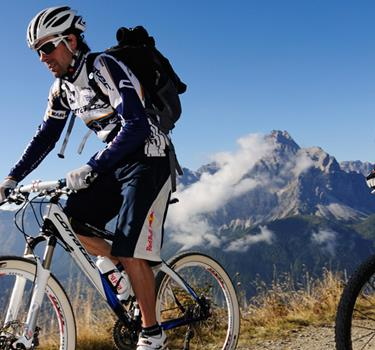 Cycling in Alta Pusteria