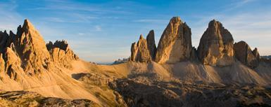 Experiencing holiday region 3 Zinnen in the Dolomites