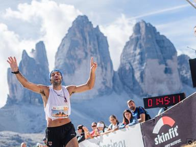 24th Südtirol Drei Zinnen Alpine Run