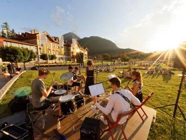 Concert: Music in the Park - Aperitivo